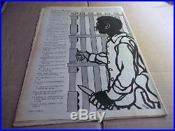 Black Panther Newspaper August 1, 1970 Huey Newton VG+
