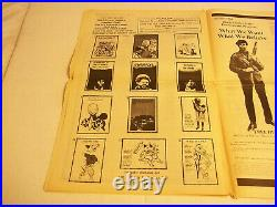 Black Panther Newspaper Dec. 20, 1969 VG+