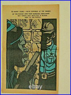 Black Panther Newspaper Feb. 20,1971, Black Americana Happy Birthday Huey Newton