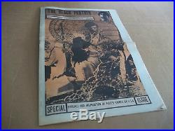Black Panther Newspaper Feb. 21, 1970 VG+
