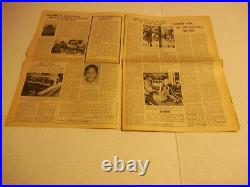 Black Panther Newspaper July 25, 1970 VG+