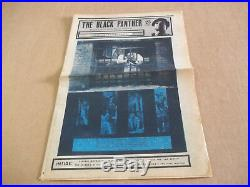 Black Panther Newspaper Oct. 10, 1970 VG+
