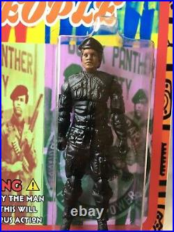 Black Panther Party Custom Action Figure