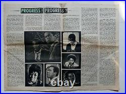 Black Panther Party Newspaper July 3, 1971 Progress! Progress complete