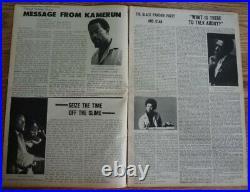 Black Panther Party Newspaper, Volume IIII, No. 2, December 13, 1969