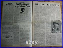 Black Panther Party Newspaper, Volume IV, No. 7, January 17, 1970 VINTAGE ISSUE