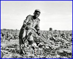 Black Sharecropper Photo 8x10 Americus Georgia 1937