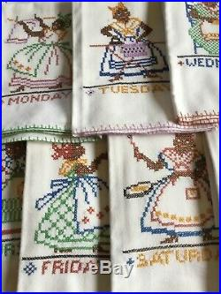 Black memorabilia/americana apron, baby doll, apron, salt shaker, towels