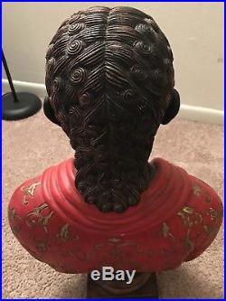 Blackamoor statue