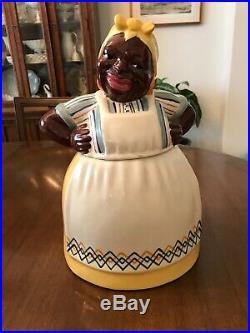 Brayton Laguna (Don't know) Vintage Aunt Jemima/Mammy Cookie Jar