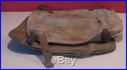 Buffalo Soldier-Indian War Period 1874 Clothing Bag-Marked All-Black 25 Infantry