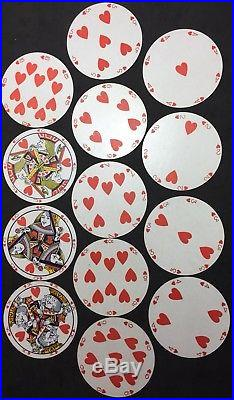 C1880 Stereotype Gamblers Deck Old Tin Antique Playing Cards Incredible History