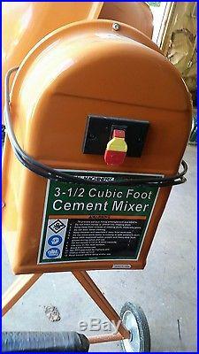 Cement Statue Business Yard Art, Lawn Jockey & Cavilier Molds + Cement Mixer
