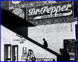 Colored Movie Theater Photo 8X10 Belzoni MS 1939
