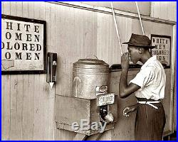 Colored Water Cooler #1 Photo Oklahoma City OK 1939