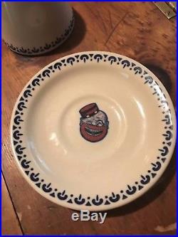 Coon Chicken Inn Cup & Saucer
