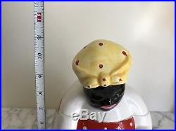 DEPT. Department 56 SOMEONE S IN KITCHEN BLACK MAMMY AMERICANA Cookie Jar japan