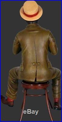 Dandie Statue African American Prop