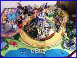 DeAGOSTINI Disney Parade diorama, miniature & magazine set, 1-100, Japanese