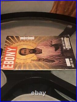 Ebony Magazine HOLY GRAIL 1969 QUEST FOR A BLACK JESUS CHRIST Very Rare