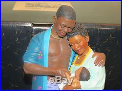Ebony Vision BUNDLE OF JOY FIRST ISSUE # 37073F by thomas blackshear