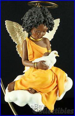 Ebony Vision Peace one Earth by Thomas Blackshear II Retired