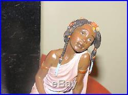 Ebony Vision THE DREAMER 1ST ISSUE & SIGNED BY THOMAS BLACKSHEAR THE ARTIST