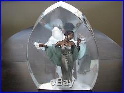 Ebony Vision Tender Touch Legends Gallery Proof #25 THOMAS BLACKSHEAR
