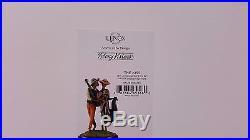Ebony Visions The Kiss Serenade Figurine John Holyfield Artist Select Lenox NEW