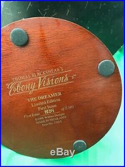 Ebony Visions Thomas Blackshear THE DREAMER1ST ISSUELE #1839/2500COA