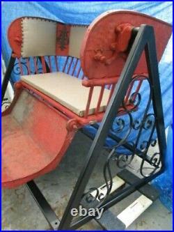 Eli Antique Ferris Wheel Seat