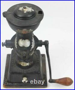 Enterprise No. 1 Antique Coffee Grinder Coffee Mill