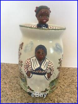 Erwin Pottery Mammy Cookie Jar