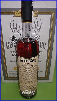 George T Stagg From 2017 COLLECTIBLE