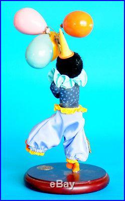 Hallmark Thomas Blackshear's Innocent Wonders Bobo Bipps African American Clown