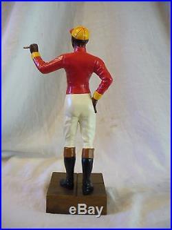Lawn Jockey, Classic Black Americana