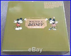 Lionel, O Gauge, Walter E. Disney Limited Electric Train Set, mint in box, Rare
