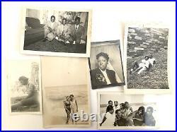 Lot of 1000 African American photos and ephemera Black Americana History