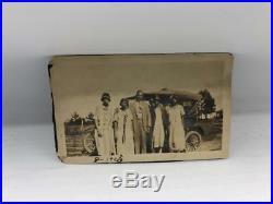 Lot of 46 Photos Wealthy African American Family Pennsylvia Car Farm 1930
