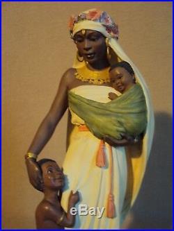 MULTI-ITEM SALE Thomas Blackshear Ebony Visions MADONNA FIRST ISSUE