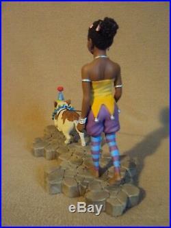MULTI-ITEM SALE Thomas Blackshear Ebony Visions PENNY AND PORKCHOP RARE NIB