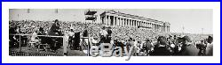 Martin Luther King Jr 1964 Solider Field Peace Rally Historic Original Photo Set