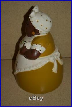 %% Mccoy Cookie Jar- Black Americana- Aunt Jemima- Mammy- Vintage Original (#8)