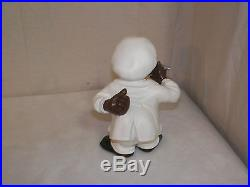 NEW BLACK AFRICAN AMERICAN KITCHEN CHEF COOK FIGURE STATUE 8 DECORATION CUTE