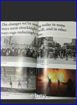 NYT Black Lives Matter Special Edition Paper WHAT IS OWED Magazine 1619 Project
