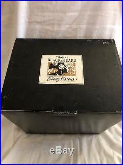 New Thomas Blackshears Ebony Visions Serenity Limited Edt 1st Issue Figurine