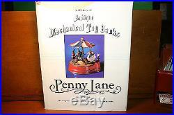 Original Black Americana Cast Iron Spise A Mule Jockey Mechanical Bank c 1879