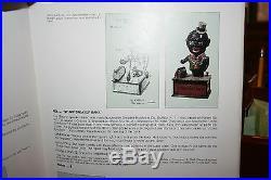 Original Black Americana Cast Iron Stump Speaker Mechanical Bank c1886 Political