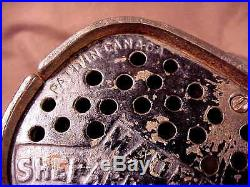 Original Jolly N Bank, Shepard Hardware Co. Buffalo Ny, Pat Mar14, 1882 Excel