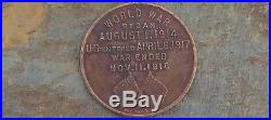 Our Colored Heroes World War One Private Medal WW1 Non-Gov Issue Medal